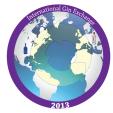 International Gin  Exchange 2013