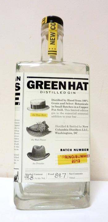 Green hat Spring/Summer 2013 seasonal