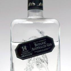 Botanic Australis Gin, Mt. Uncle Distillery, Australia