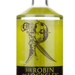 Sir Robin of Locksley Gin Bottle
