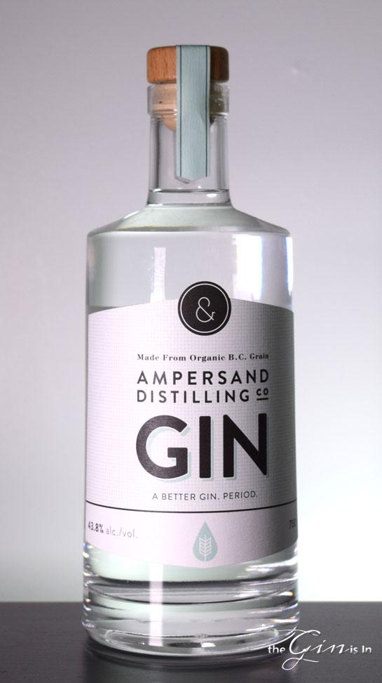 Ampersand-Gin-Bottle