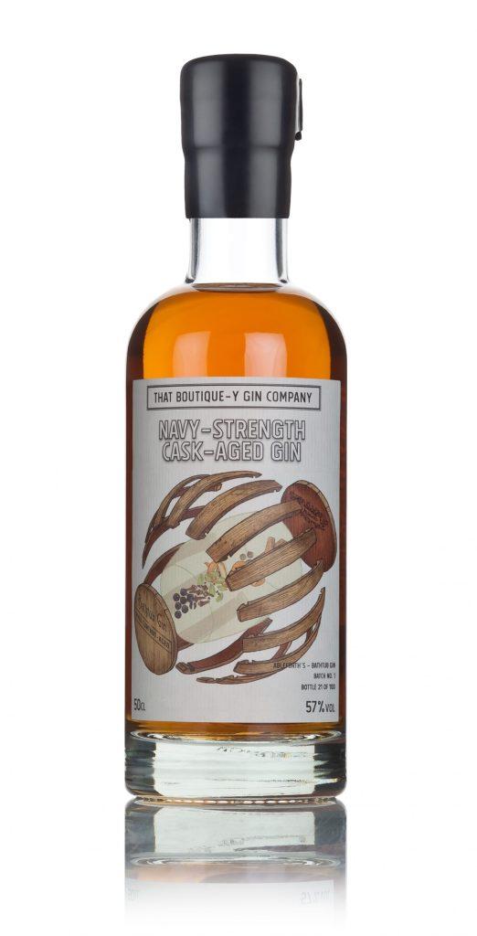 Bathtub Gin - Batch 1 - Palo Cortado Cask-Aged Navy-Strength (That Boutique-y Gin Company)