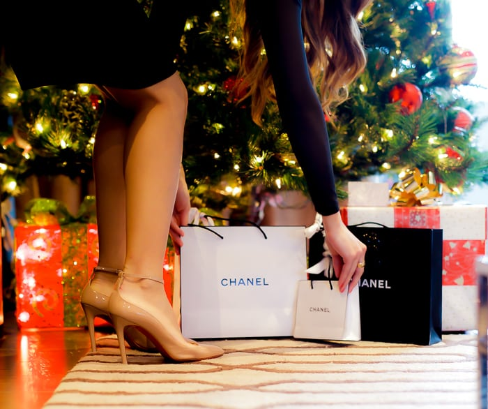 Chanel Makeup Tutorial - 2014 Holiday Collection