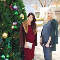 Glam Holiday Bump Style + Giveaway