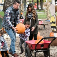 Creating a fall family look with Old Navy!