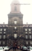 Christiansborg Palace Parliament Copenhagen Denmark | The Girl Next Door is Black