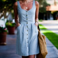 wanted: emersonmade seersucker dress