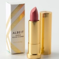 anthropologie albeit lipstick in peony