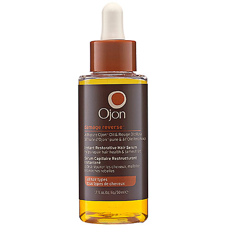 ojon damage reverse instant restorative hair serum