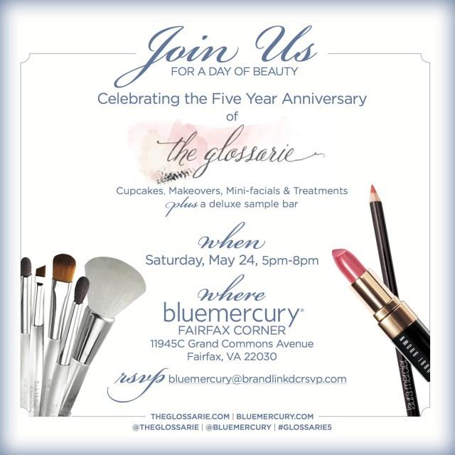 the glossarie invite bluemercury