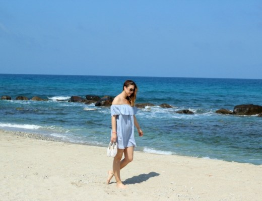 Off Shoulder Trend Dress Zara Bonn Blog_1