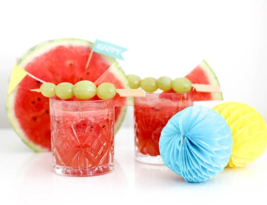 Party Sommergetraenk  Wassermelonenlimonade_7