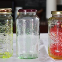 Making Glow Jars