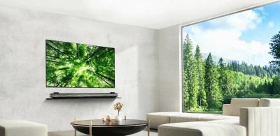 LG Wallpaper TV | The Good Guys