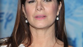 Marcia Gay Harden at 'Frozen' Los Angeles Premiere