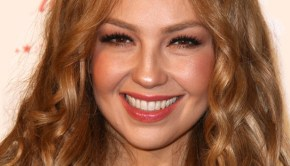 Thalia at Macy's National Believe Day Campaign