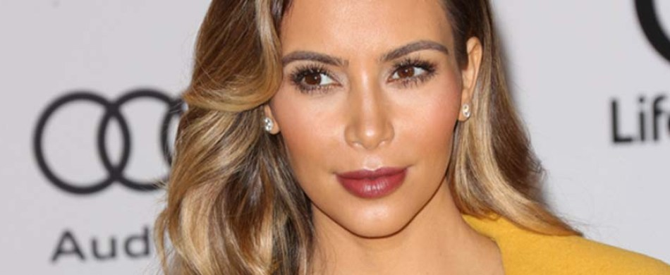 Kim Kardashian involved in car accident