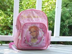 One kiddies backpack