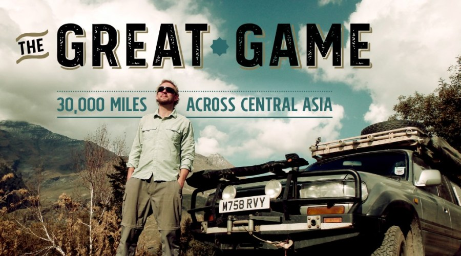 a The Great Game – About the Journey