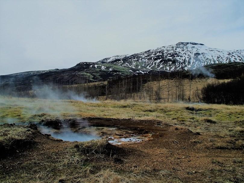 """""""Iceland Geysir"""","""