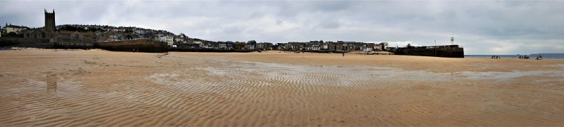 """St.Ives low tide"", ""Gordon Bryan"","