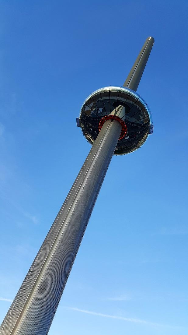 """""""360 tower"""", """"Brighton"""","""