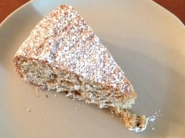 tahinopita / sesame cream cake