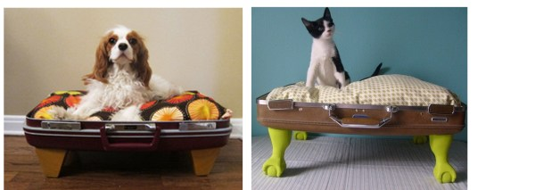 Suitcase beds