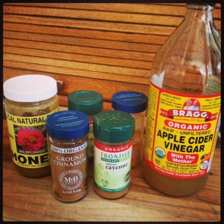 GD Meg's health elixir