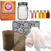 ingredients for DIY non-toxic car air freshener