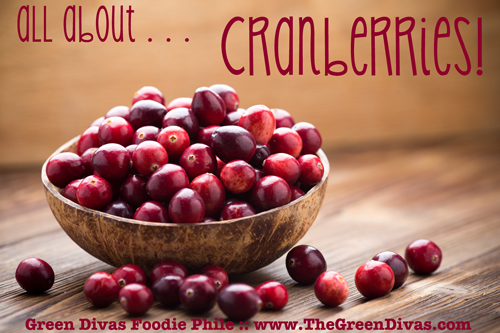 GDs all about cranberries graphic