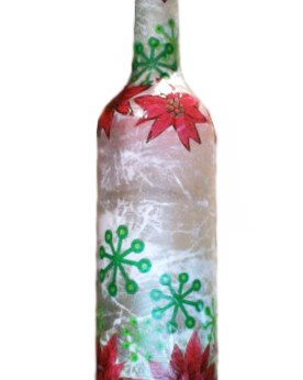 decoupage holiday DIY gifts image