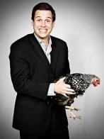 Rodman Schley with chicken image