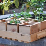 Think Eco2 Wood Planter image