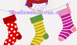 colorful stocking fun image