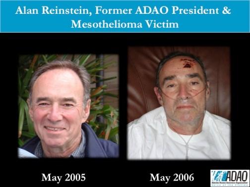 Alan Reinstein, founder of ADAO