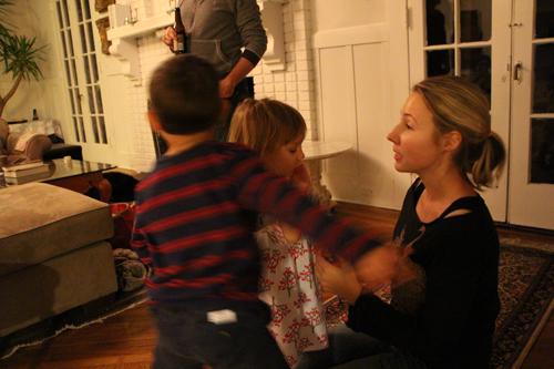 Carly & kids