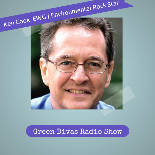 Ken Cook featured on the Green Divas Radio Show image