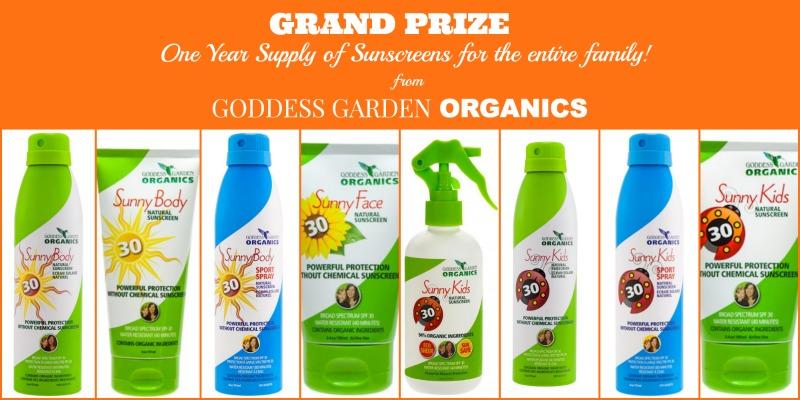 goddess garden giveaway