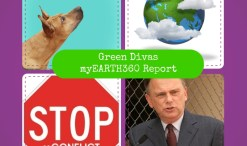 myEARTH360 Report pat sajak climate tweet