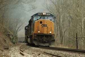 csx freight train crude oil explosion