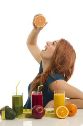 create a healthy habit, juicing