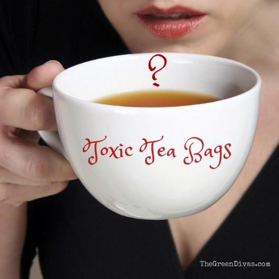 toxins in tea bags ?