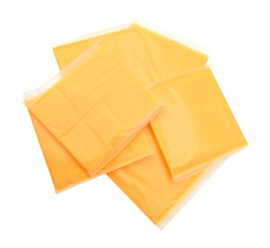 processed american cheese dairy