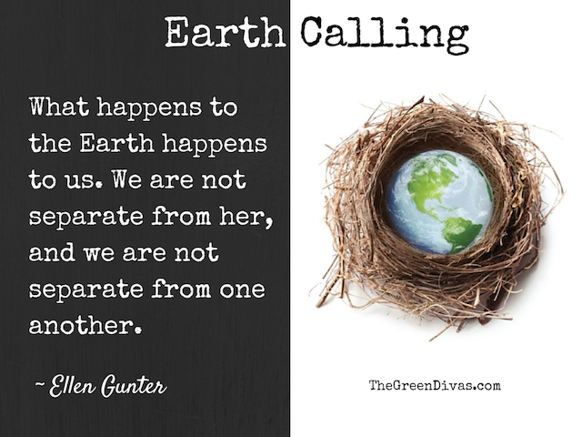 Earth Calling #quote book giveaway