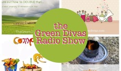 green divas radio show collage image for 7.25.14 show