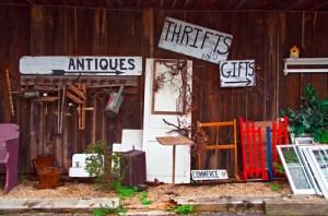 thrift store eco fashion