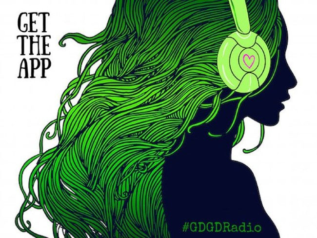 GDGD Radio App graphic