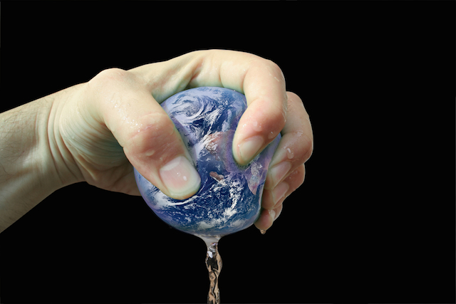 earth and water #GDwater water issues