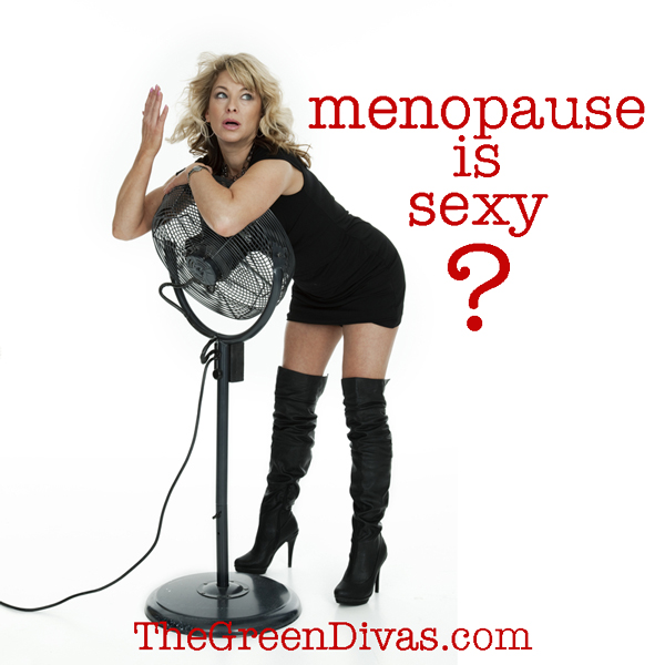 menopause can be sexy